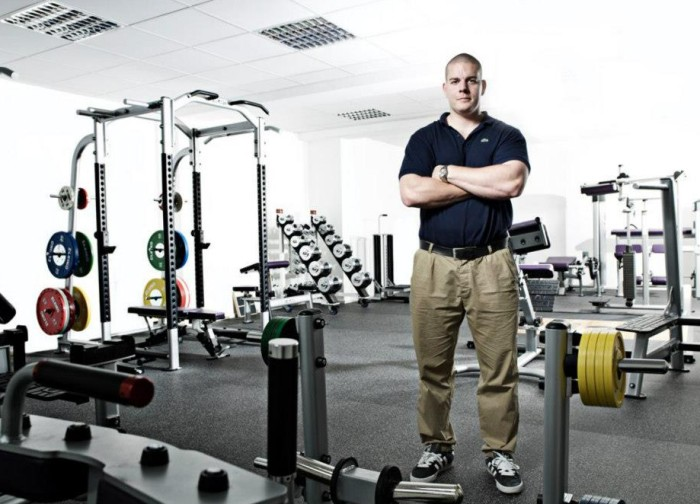 Wolfgang Unsöld - Personal Trainer