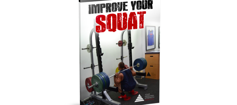 YPSI Improve Your Squat Cover Wolfgang Unsoeld book