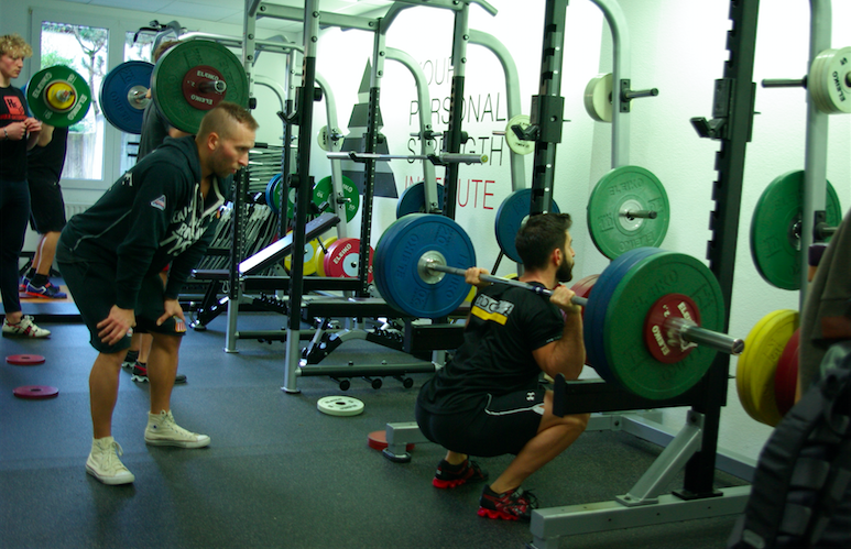 The Task of the YPSI Training Camps | Your Personal Strength Institute