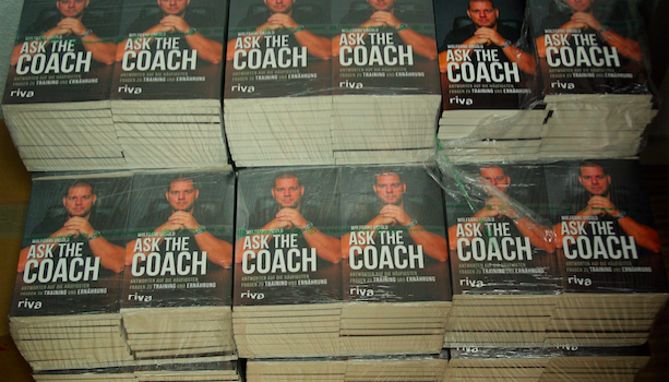 ask the coach wolfgang unsoeld unsöld buch book bestseller release