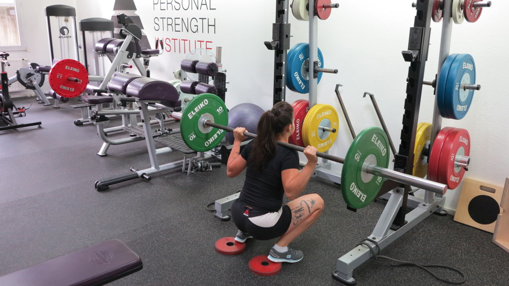 Squats for Fighters | Your Personal Strength Institute